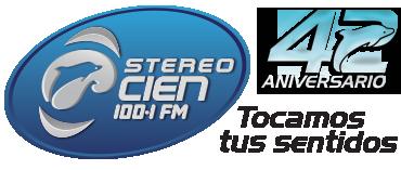 Stereo Cien 100 1 FM | Tocamos tus sentidos